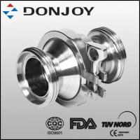 Buy cheap Body Clamp Connection Hydraulic Cylinder Check Valve , Check Valve Hydraulic from wholesalers