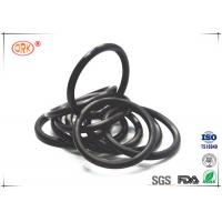 Buy cheap Nitrile NBR Rubber O Ring Encapsulated Excellent Gasoline / Oil Resistant from wholesalers