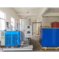 Buy cheap 48Nm3/Hr 1.0Mpa PSA Oxygen Generator Working Continuously from wholesalers