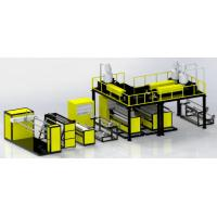Buy cheap Ruian Top Quality High Speed Yellow PEl Compound Bubble Wrap Film Making Machine for two - seven layers width 1600mm from wholesalers