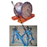 Buy cheap Cable Drum Lifter StandsW from wholesalers
