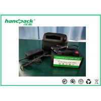 Buy cheap 12V 18Ah Rechargeable LiFePO4 Golf Trolley Battery Pack With 2 Years Warranty from wholesalers