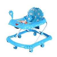 Buy cheap Modern Rolling Boys Adjustable Baby Walker with Musical Lovely Toys from wholesalers