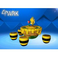 Buy cheap Indoor kids games hornet sand table/indoor playground amusement park kids game bee sand table from wholesalers