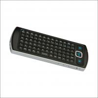 Buy cheap TI RF 2.4G wireless keypad for smart TV , Handheld Air Mouse 800mA product