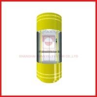 Buy cheap Sound Insulation Passenger Elevator Load 800 - 1000kg With Small Machine Room from wholesalers