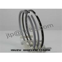 Buy cheap ISUZU 6HH1 Piston Ring Sets For Industrial Engine Parts Dia 115mm OEM 8-94390-799-0 from wholesalers