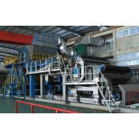 Buy cheap toilet paper  machine / toilet paper production line (our engineer can design it for you) from wholesalers