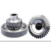 Buy cheap Industrial Small Steel Helical Gears Wheel With CE / ROHS Certificate from wholesalers