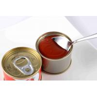 Buy cheap Canned Vegetable Food Nature Puree Tomato Paste Tomato Ketchup Made in China from wholesalers