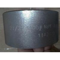 China A182 F304/304L 316/316L Couplings, A105 Couplings, Coupling Pipe Fittings on sale