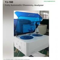 Buy cheap Clinical Equipment Popular Full Automatic Medical Biochemistry Analyzer (YJ-160) from wholesalers