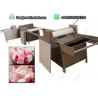 Buy cheap Commercial Turkish Delight Cutter Machine Granola Bar Cutting Machine Stainless Steel from wholesalers