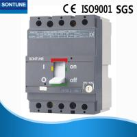 Buy cheap 8~65kA 4 Pole MCCB Circuit Breaker Reliable Performance High Breaking Capacity product