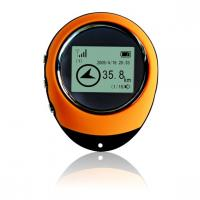 Buy cheap Mountaineering self calibrating mini global GPS tracker SR304 from wholesalers