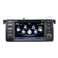 Buy cheap BMW 3 series E46 M3 Z3 Z4 GPS Navigation BMW Sat Nav DVD Player C052 from wholesalers