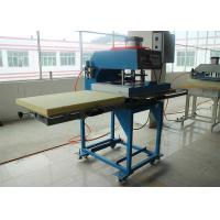 Buy cheap Double Location Flatbed Textile Heat Transfer Printing Machine Large Size CE from wholesalers