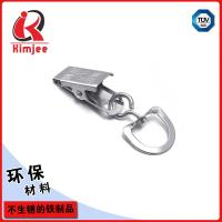 Buy cheap Custom nickle metal neck lanyard swivel hook for sale in China from wholesalers