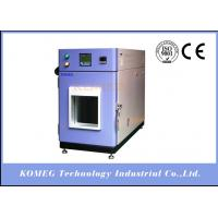 Buy cheap Temperature Test Chamber Humidity Cabinet Fast Change Rate Of Heating And Cooling from wholesalers