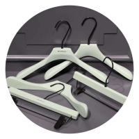 Buy cheap YAVIS High quality ABS plastic hangers, light and sturdy hangers, multi-color hangers for branded clothing stores from wholesalers