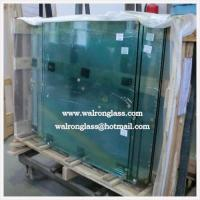 Buy cheap Customized Size Clear Tempered/Toughened Glass with High Quality from wholesalers
