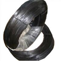 Buy cheap Black Annealed Iron Wire 14 BWG-22 BWG 1.6mm Corrosion Resistance With Soft Tenacity from wholesalers