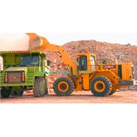Buy cheap Heavy Load 12ton Large Wheel Loader XCMG LW1200K with 6.5m3 Rock Bucket use imported 418kw Cummins Engine from wholesalers