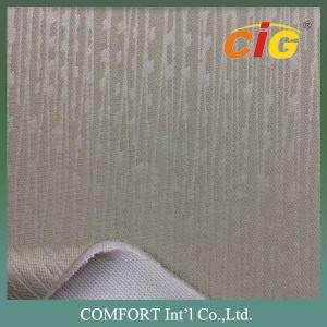 Buy cheap Jacquard Upholstery Fabric Automotive Upholstery Fabric For Car Seat / Bus Seat product