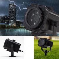 Buy cheap Zilun pro lighting 2018 new trend Christmas laser light projector from wholesalers
