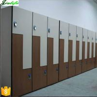 Buy cheap Gym locker Z shape design phenolic sheet supplier from wholesalers