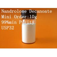 Buy cheap High Purity USP Nandrolone Steroid Nan Deca Steroid Powder for Good Body Shape from wholesalers