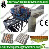 Buy cheap Pulp Tray Molding Making Machine from wholesalers