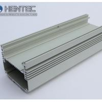 Buy cheap Steel Polished Industrial Aluminium Profiles Electrical Cover , Electrical Shell from wholesalers