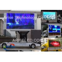 Buy cheap Truck Mounted LED Display P10mm P5 P4 P6 P8 P10 P12 outdoor Truck Mobile LED Display Digit from wholesalers
