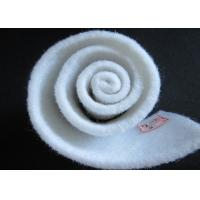 Buy cheap Industrial 4.5mm Dust Filter Cloth Membrane Coated for Air / Liquid Filtration 500gsm from wholesalers