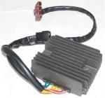 Buy cheap Voltage Regulator Rectifier For Piaggio , 584533 Mp3 Gilera Nexus 125 6 Volt Regulator Rectifier from wholesalers