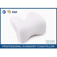 Buy cheap Orthopedic Sleep Airline Memory Foam Car Neck Pillow Neck Support Cushions from wholesalers