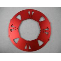 Buy cheap Aluminium plate Computer Numerical Control CNC Aluminum Parts for multicopter from wholesalers