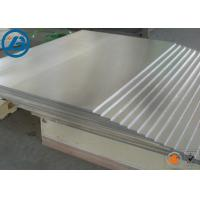 Buy cheap WE Series Magnesium Alloy Plate / Sheet / Slab High Strength Casting Alloys from wholesalers