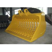 Buy cheap Single Cutting Edge Backhoe Rock Bucket For Caterpillar CAT 320 Excavator from wholesalers