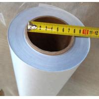 China PVC Self Adhesive 3D Cold Lamination Film For Publications Cover / Advertisement on sale