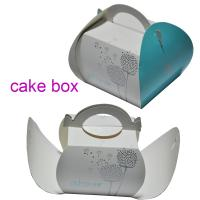 China cake packaging box on sale