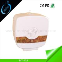 Buy cheap wall mounted tissue paper dispenser, plastic toilet tissue paper holder from wholesalers
