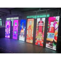 Buy cheap High Brightness Poster LED Screen , LED Poster Panel Full Color P3 Indoor from wholesalers