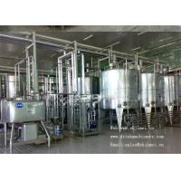 Buy cheap 4000L / H fruit Juice Processing Equipment 8000BPH Turn Key Projects from wholesalers