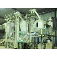 Buy cheap Wood Sawdust Wood Pellet Production Line For Industrial Boilers / Home Fireplace from wholesalers