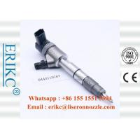 Buy cheap ERIKC 0445110767 Diesel Bosch Injector 0 445 110 767 C.Rail Big Auto Fuel Injector 0445 110 767 from wholesalers