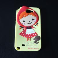 Buy cheap Shinzi Katoh Eco - Friendly Silicone Phone Cases For Samsung Galaxy N7100 from wholesalers