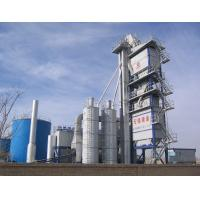 Buy cheap Accurate Dosing Asphalt Batching Plant 120T Finished Product Bin Placed Under Mixer from wholesalers
