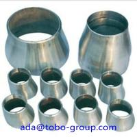 Buy cheap ASTM A403 / A403M WP321 ASME B16.9 Stainless Steel Concentric / Eccentric product